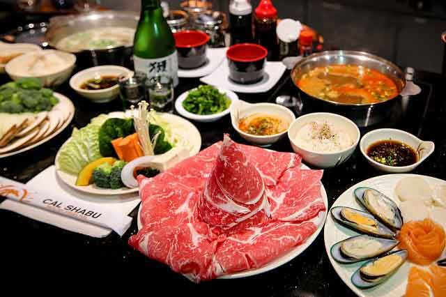 Shabu Shabu -10 japanese foods you must try