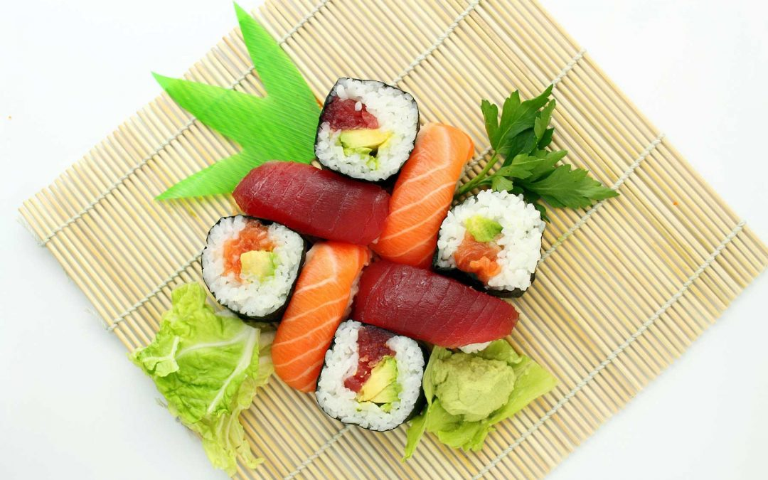 Sushi - Top 10 Japanese Foods You Must Try