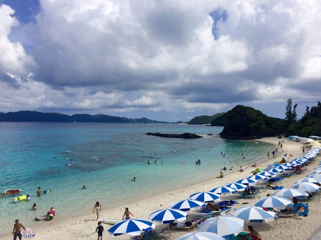 Zamami island - Furuzamami beach