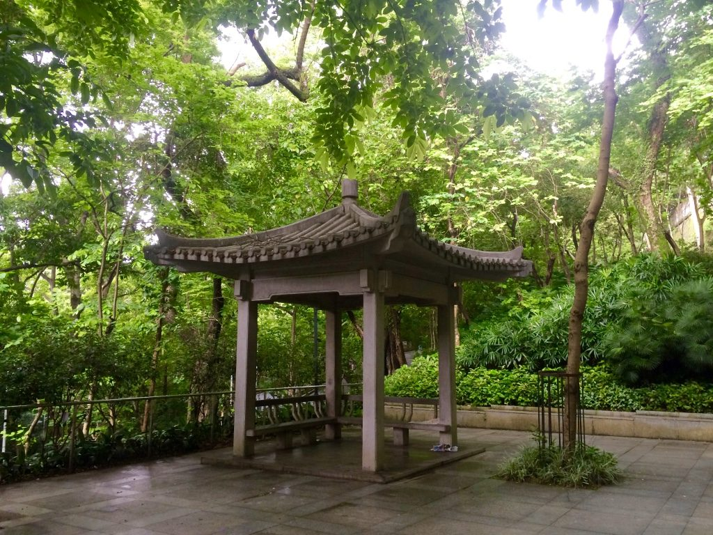 Yue Xiu Park in Guangzhou - 24 hours in China