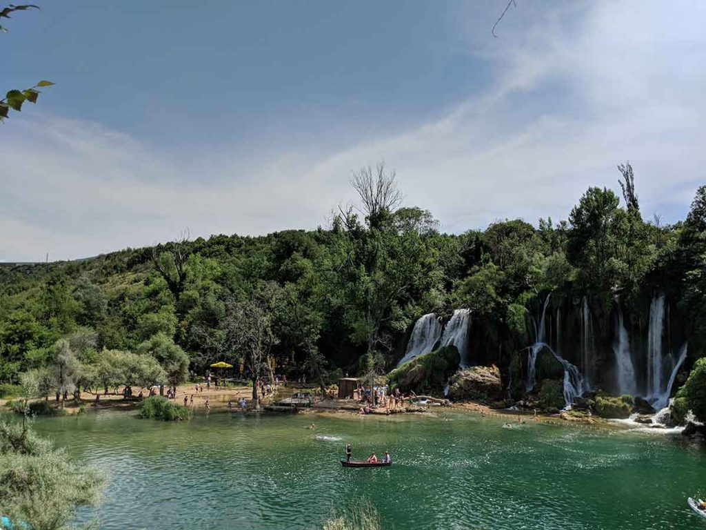 Kravice vizeses - Bosznia es Hercegovina - Judit Travels
