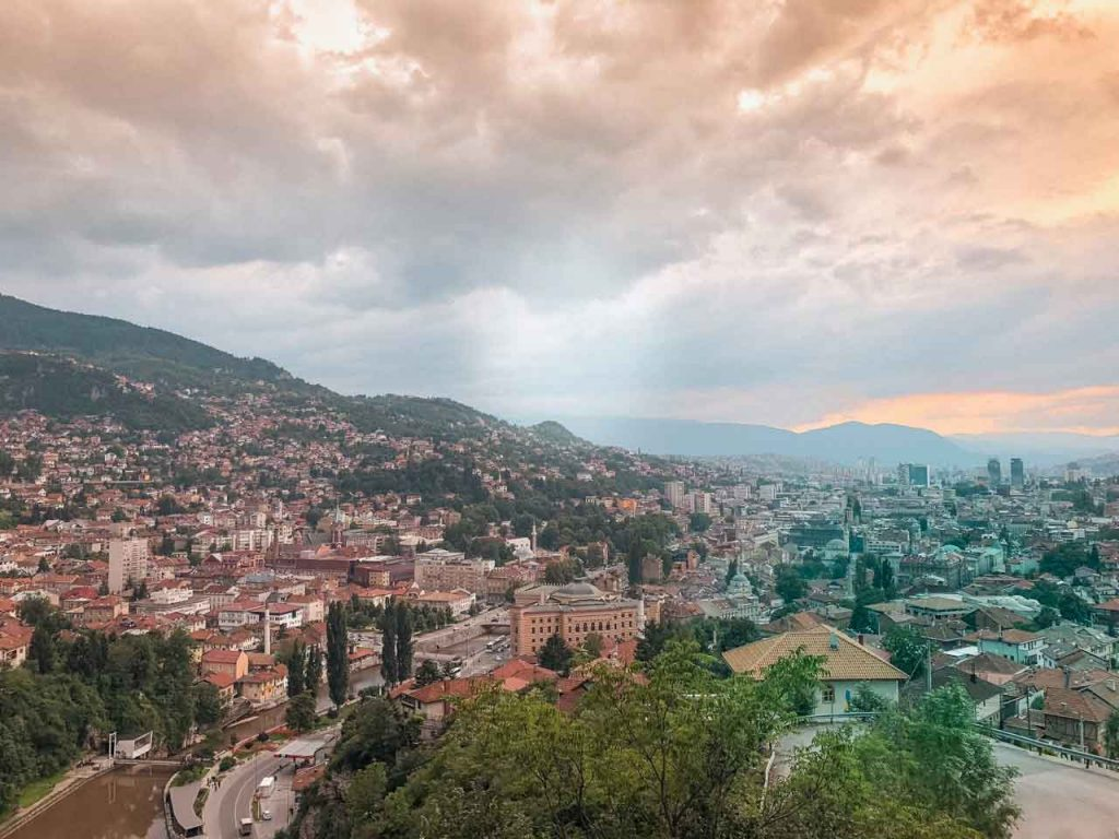 Szarajevo - Bosznia es Hercegovina - Judit Travels
