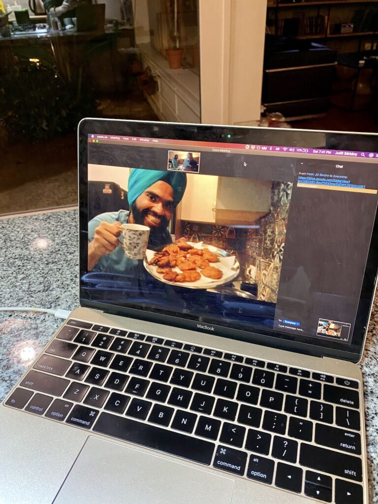 JD Indian Cooking Class on AirBnb